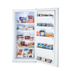 13.8 Cu.Ft. Connected Upright Freezer