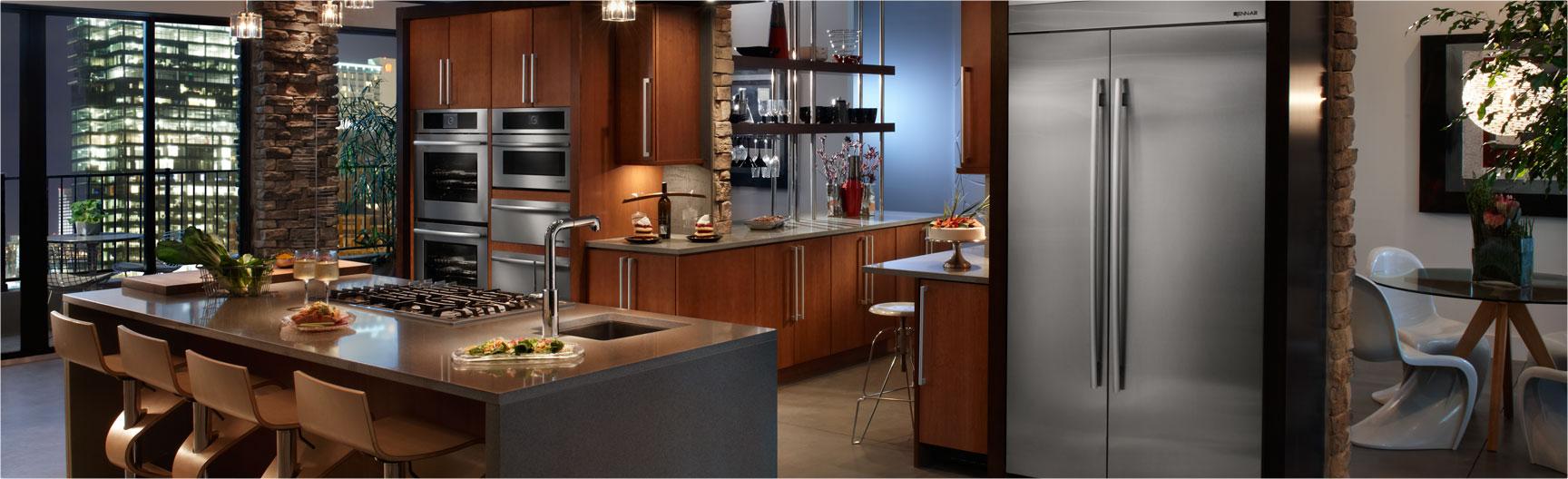 Jenn-Air Kitchen