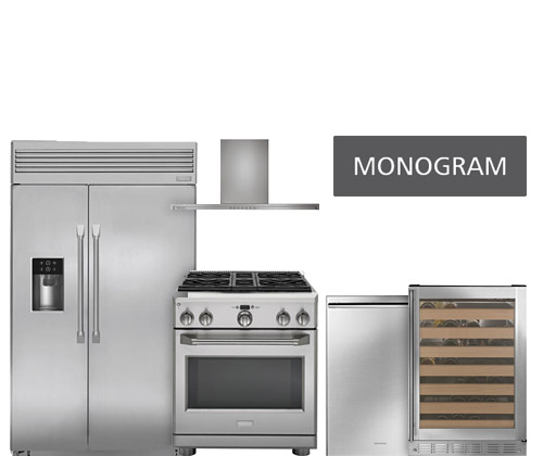 Monogram, rebate, promo, sweet rewards, appliances, kitchen