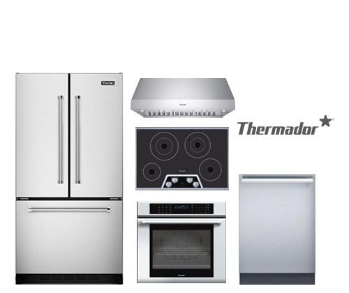 Thermador, kitchen, appliances, promo, one-two-free, Dishwasher, Fridge, Refigerator