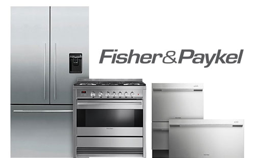 fisher & paykel, ranges, dishwashers, refrigerators, appliances, rebates, packages, promotions
