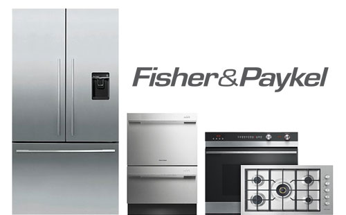 fisher & paykel, refrigerator, range, cooktop, dishwasher, events, promotions, rebate