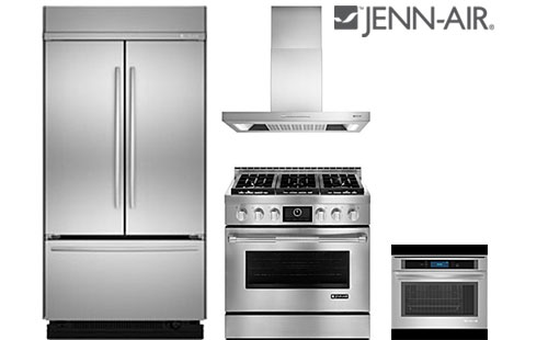Jenn-Air, kitchen package, appliances, Pacific Sales