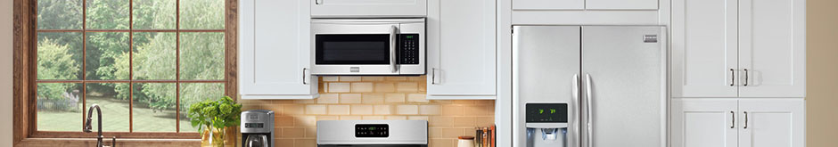 microwaves, over-the-range, counter top, pacific sales