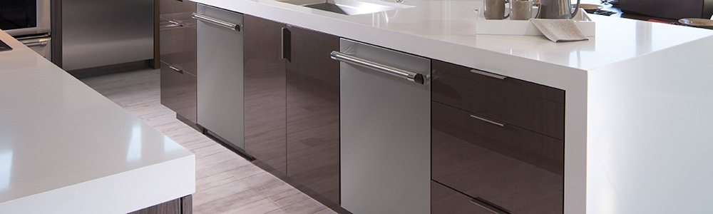 dishwashers, appliances, Samsung, Thermador, Viking, Whirlpool, Bosch, Pacific Sales
