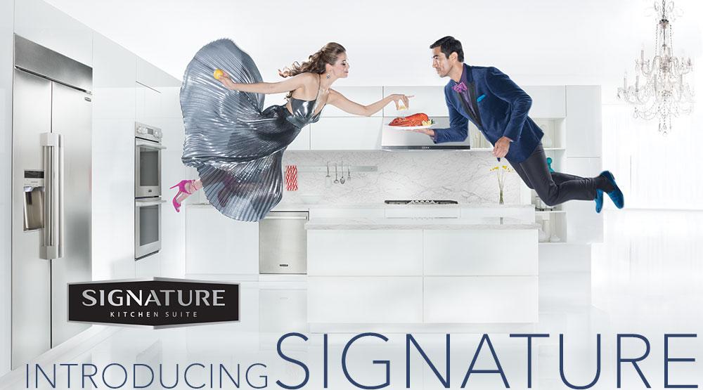 Signature Kitchen Suite, Pacific Sales