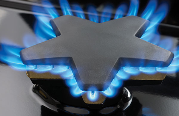 Thermador Star Burner, Gas Range, Gas Cooktop, Star Burner, Thermador Burner