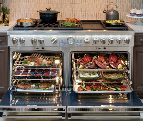 ranges professional series - Best Kitchen Appliances 2016