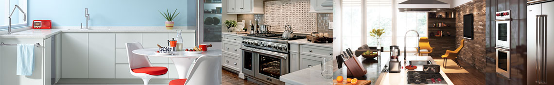 appliance brands, kitchen fixture brands, bathroom fixture brands