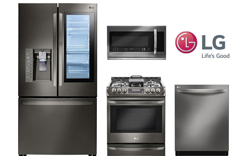 Pacific Sales Kitchen Appliance Packages