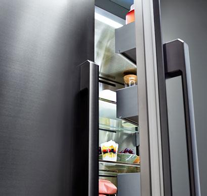 column refrigeration, built-ins, appliances, dacor ,pacific sales.