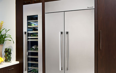 refrigeration, cooling summer campaign, major appliances, kitchen and bath fixtures, Pacific Sales
