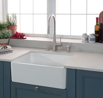 fireclay sinks, franke, kitchen products, pacific sales