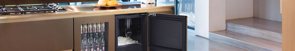 freezers, upright, chest, ice makers, accessories