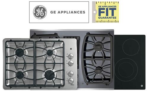 GE Appliance, Kitchen, Appliances, cooktops