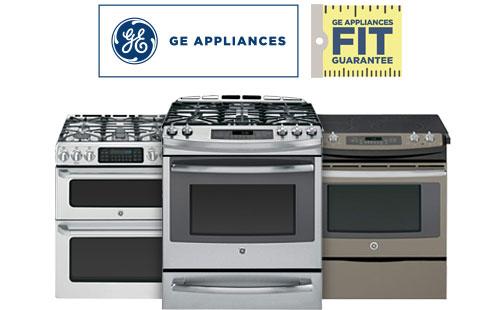 GE Appliance, Kitchen, Appliances, ranges