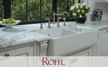 Kitchen, Rohl