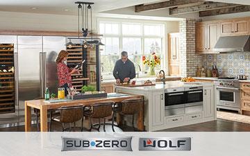 subzero-wolf kitchen, pacific sales