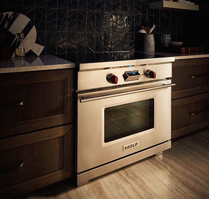 induction range, wolf, appliances, pacific sales