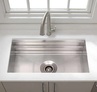 kitchen sinks, kohler, pacific sales