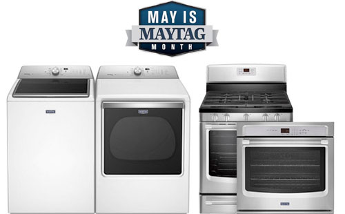 maytag, pacificsales, appliances, promotions, offer, sales