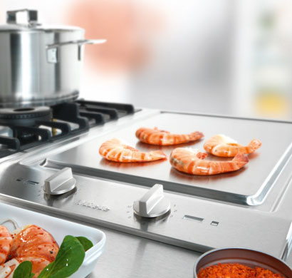 cooktop, rangetop, combisets, miele, appliances, pacific sales.