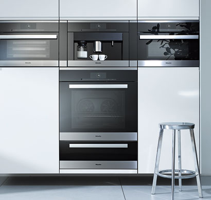 wall ovens, warming drawer, miele, appliances, pacific sales.