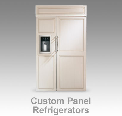 integrated refrigeration, monogram, appliances, pacific sales