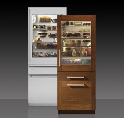 refrigeration, built-ins, appliances, monogram,pacific sales.