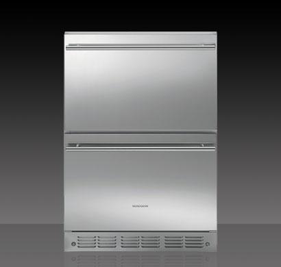 refrigerator, under counter, monogram, appliances, pacific sales