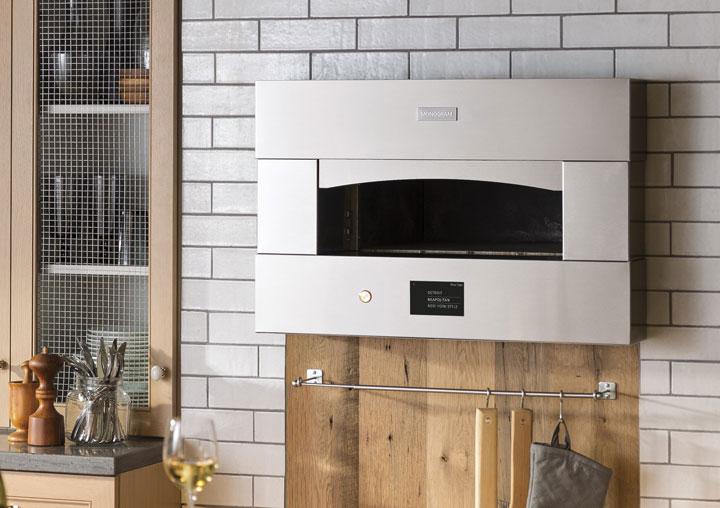 pizza oven,monogram, appliances, pacific sales.