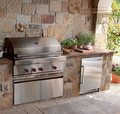 subzero-wolf, outdoor grills, pacific sales