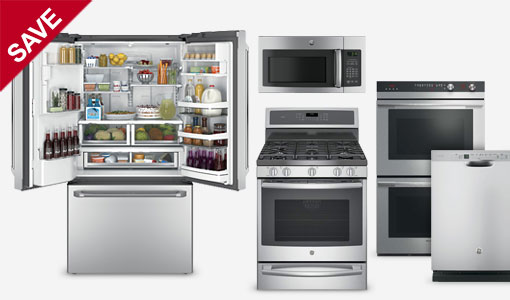promotions, rebates, packages, appliances, pacific sales