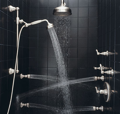 shower, rohl, pacific sales, shower faucet