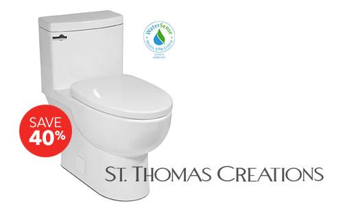 Pacific Appliances, Bath, St. Thomas toilet, ST6250128-01
