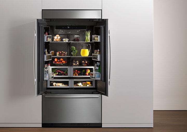 Jenn Air Refrigeration