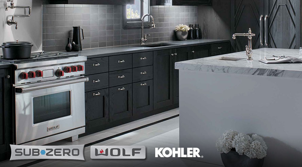 sub-zero wolf, kohler, rebate, appliances kitchen fixtures, pacific sales