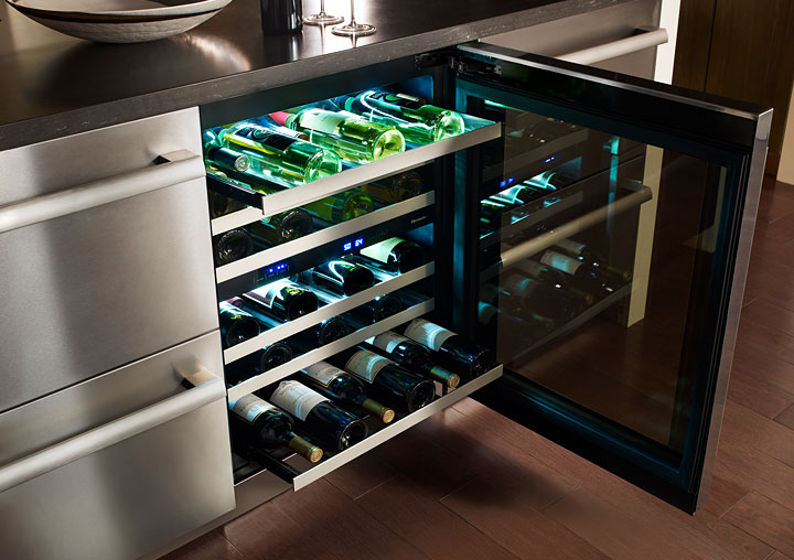 undercounter, refrigeration, cooling, pacific sales, thermador