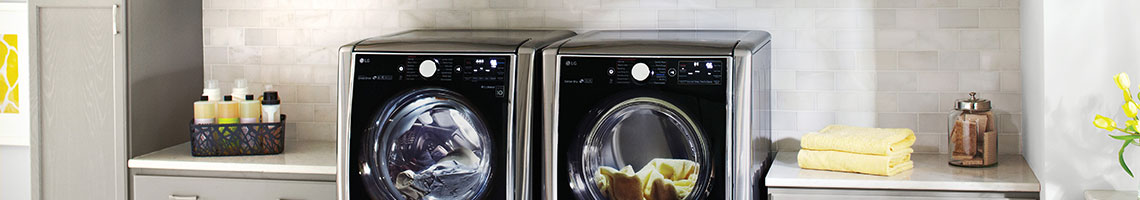 washers, front-load, top-load, stacked, accessories, pacific sales, appliances, laundry room