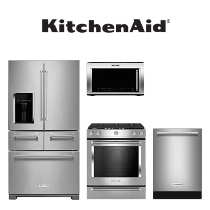 KitchenAid 4 Piece Kitchen Package